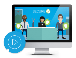 mobile security video