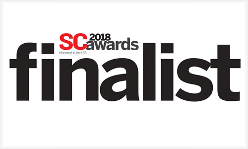 Asavie Moda Selected as SC Media 2018 Trust Award Finalist